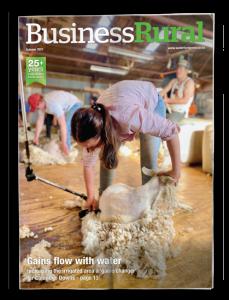 Business Rural South Autumn