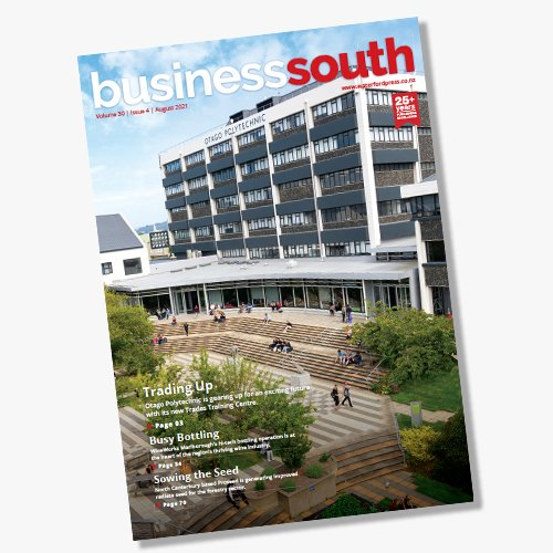 Business South – August 2021