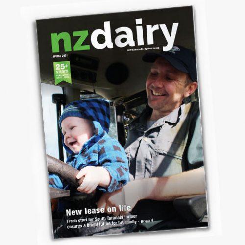 NZ Dairy – Spring 2021